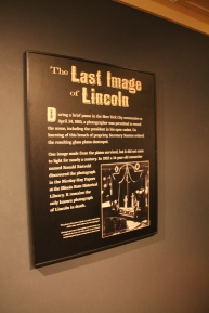 Last Image of Lincoln