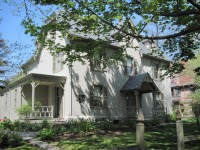 Harriet Beecher Stowe House 2