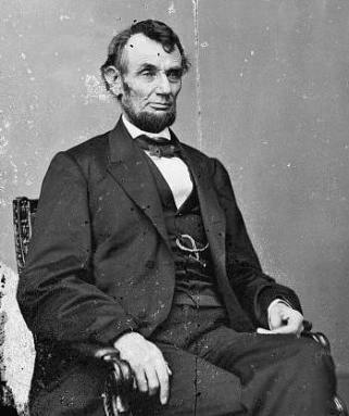 Abraham Lincoln-Photo Credit: Library of Congress