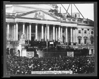lincoln-inauguration