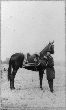 us grant and horse